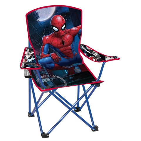 Spider-Man Kids' Folding Chair