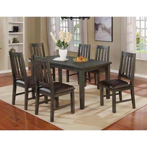 Best Master Furniture 7 Pieces Dining Set
