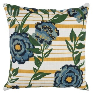 Kosas Home Fiona 100% Cotton 18-inch Throw Pillow