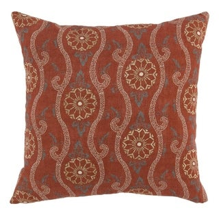 Kosas Home Nixie 100% Cotton 22-inch Throw Pillow