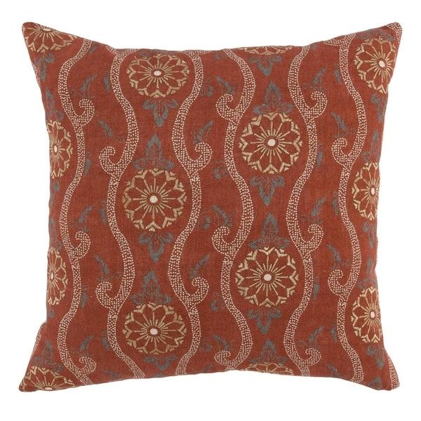 Kosas Home Nixie 100% Cotton 22-inch Throw Pillow