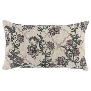 Kosas Home Lucy 100% Linen 20-inch Throw Pillow