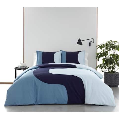 Marimekko Seireeni Blue Duvet Cover Set