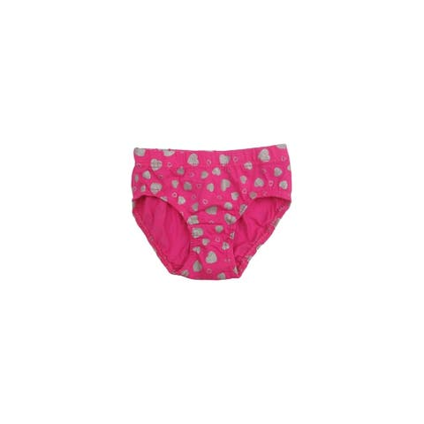 Girls Panties cotton briefs- tagless, Covered elastic, Super comfortable . 4pk by coverys