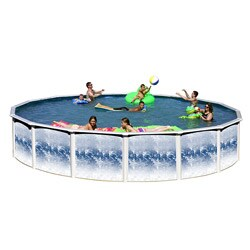 Yorshire 18-foot Round Above Ground Pool