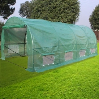 Link to 20ftx10ftx7ft -A Heavy Duty Greenhouse Plant Gardening Dome Greenhouse Tent Similar Items in Gardening