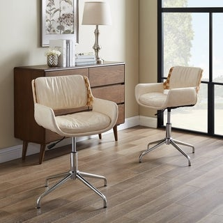 Art-Leon Height Adjustable Swivel Accent Home Office Desk Chair