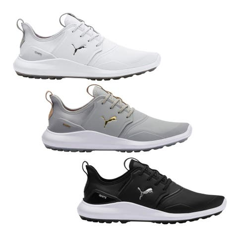 PUMA Ignite NXT Pro Spikeless Golf Shoes