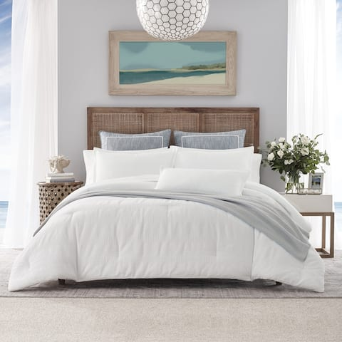 Nautica Hampton White Comforter Set