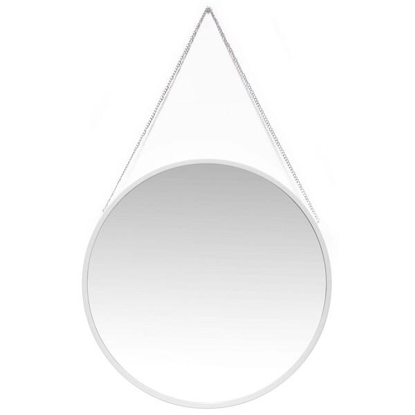 Franc Mirror - White