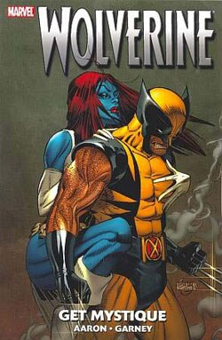 Wolverine Get Mystique (Paperback)