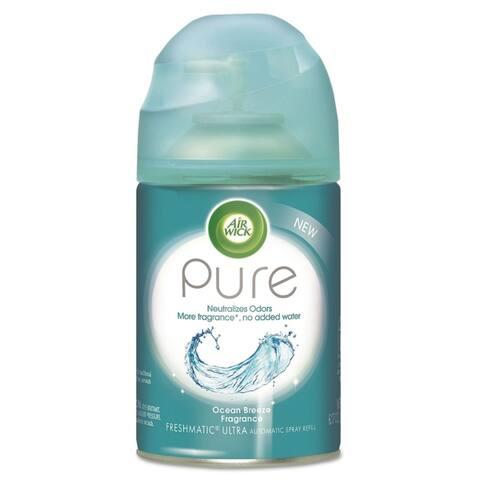 Freshmatic Ultra Automatic Pure Refill, Ocean Breeze, 5.89 Oz Aerosol