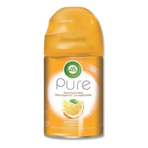 Freshmatic Ultra Automatic Pure Refill, Sparkling Citrus, 5.89 Oz