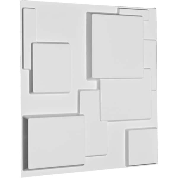 3D Embossed PVC Wallpaper Panel