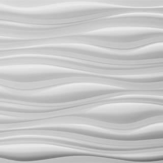 3D Fiber Environmental Friendly Wall Paintable Panels