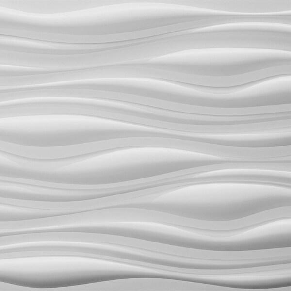 3D Fiber Environmental Friendly Wall Paintable Panels. Opens flyout.
