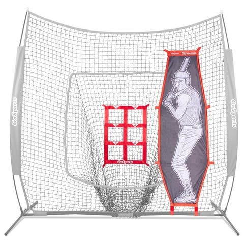 GoSports Baseball & Softball Pitching Kit