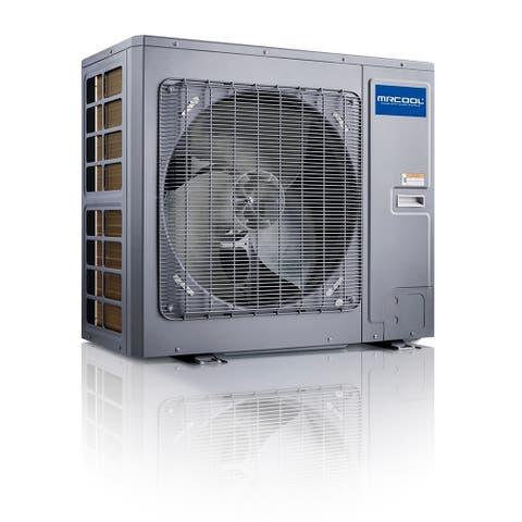 MRCOOL DC Inverter Heat Pump Condenser 2-3 Ton up to 19 SEER R410A 24,000-36,000 BTU 208-230V/1Ph/60Hz