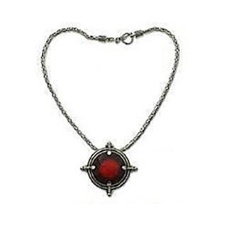 Handmade 'Power' Carnelian Necklace (Indonesia)
