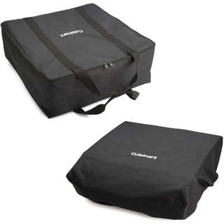Cuisinart 2-Piece Outdoor Griddle Cover and Tote