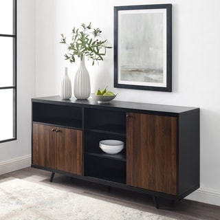 Carson Carrington 60-inch Asymmetrical Sideboard