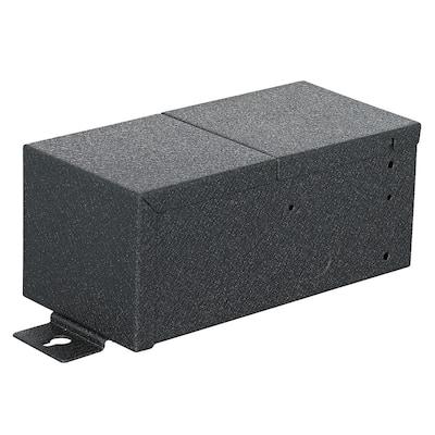 Sea Gull Jane Black 200W High Output LED Tape Magnetic Transformer
