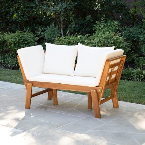 Holly & Martin Donvilla Outdoor Convertible Lounge Chair