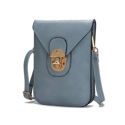MKF Collection Kianna Phone Crossbody Bag by Mia K.