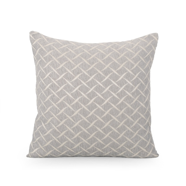 Benzinger Throw Pillow by Christopher Knight Home