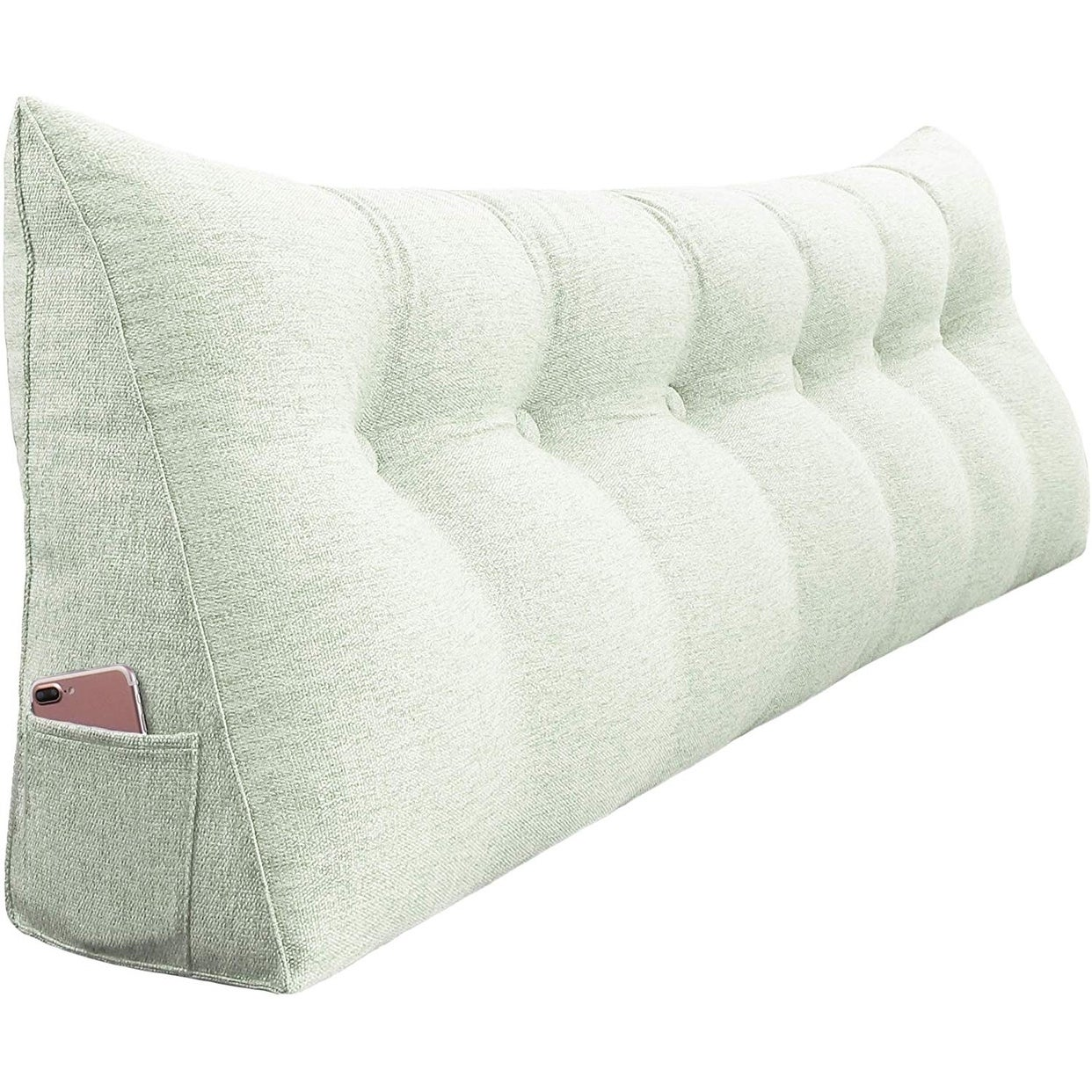 Wowmax Bed Wedge Bolster Pillow