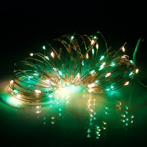 10M 100 LEDs Waterproof USB Copper Wire Christmas Decoration Light