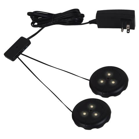 Sea Gull 2-light 3000K LED Disk Kit