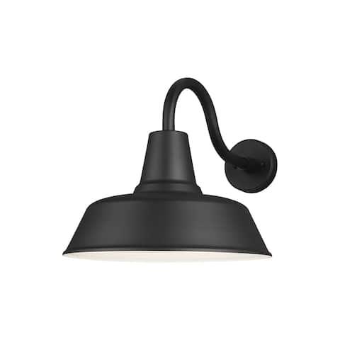 Sea Gull Barn Light Extra Large 1-light Outdoor Wall Lantern
