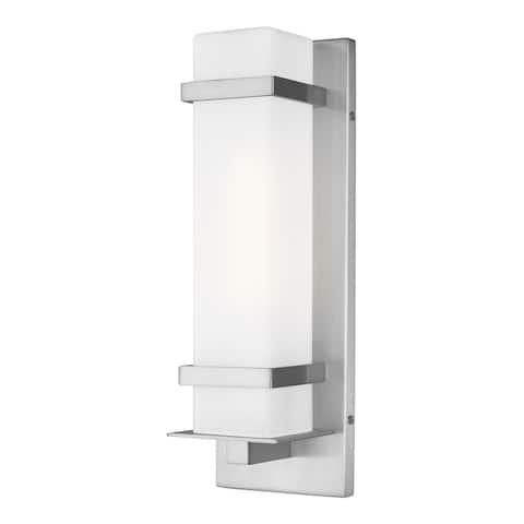 Sea Gull Alban Small 1-light Outdoor Wall Lantern