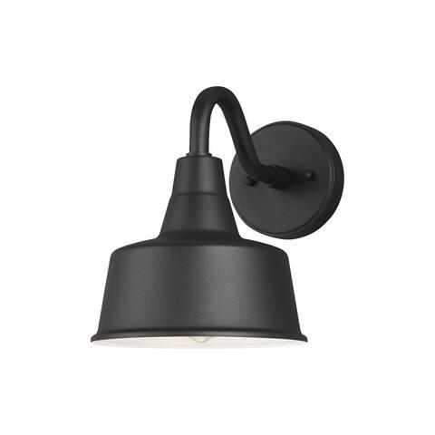 Sea Gull Barn Light Small 1-light Outdoor Wall Lantern