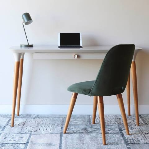 HomeDock Office Desk with Internal Organization
