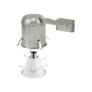 Link to Sea Gull 6-inch Remodel IC Airtight Housing Similar Items in Recessed Lights