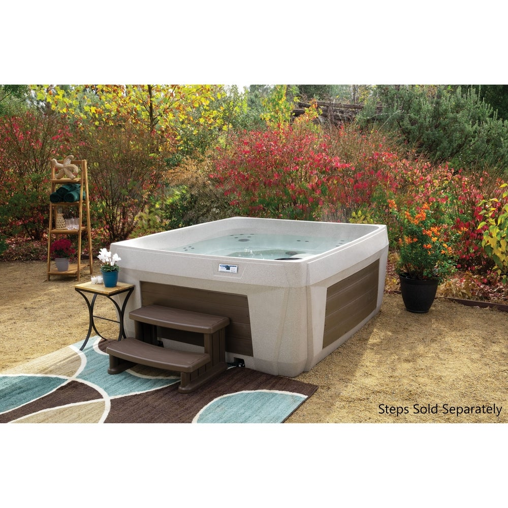 Lifesmart Tierra 5-Person 60-Jet Spa