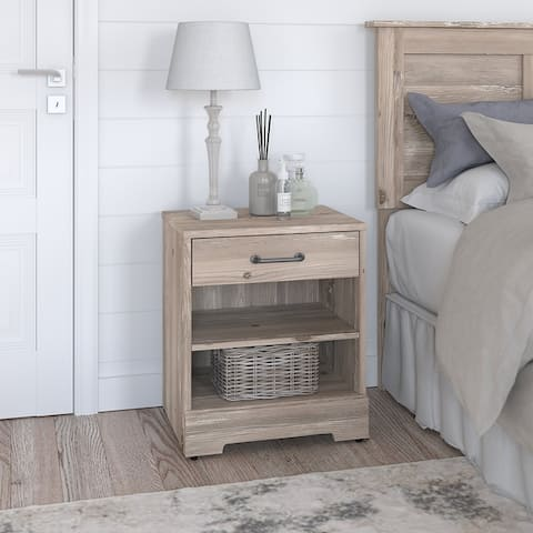 River Brook Nightstand from kathy ireland? Home by Bush Furniture
