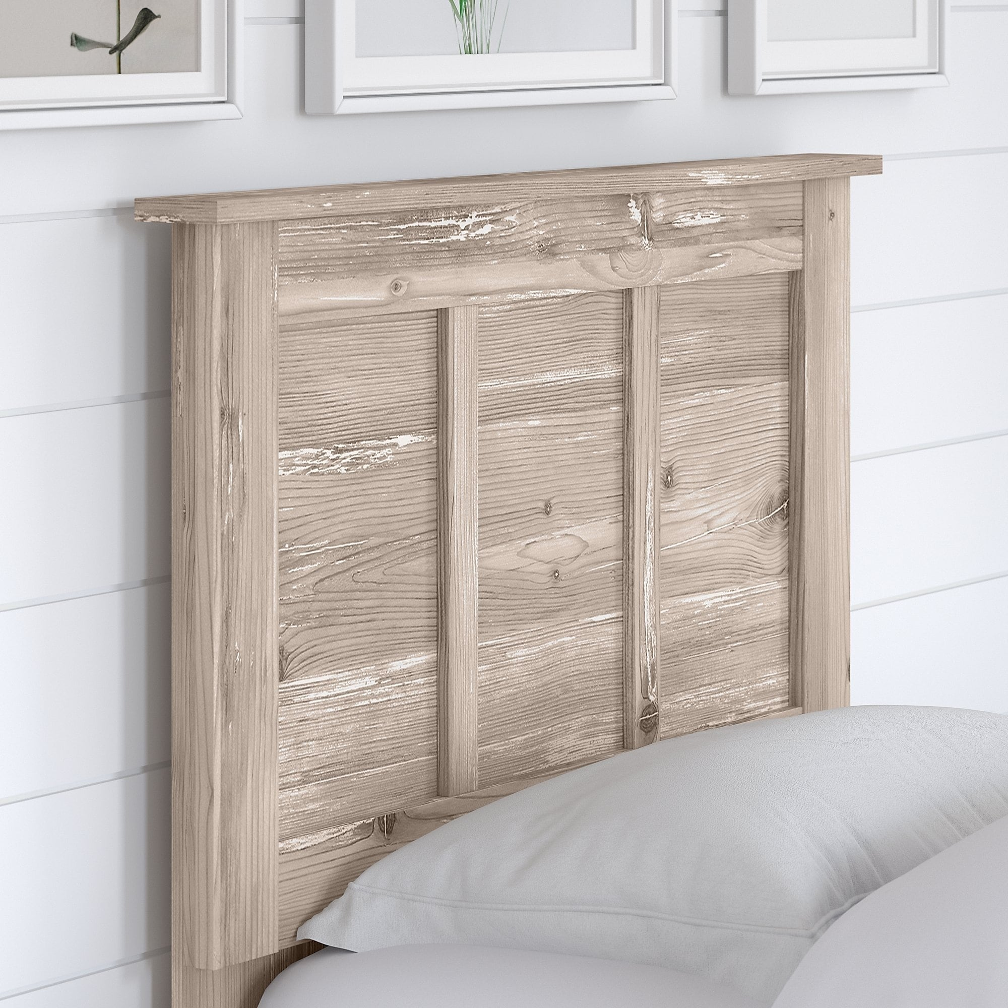 Shop Black Friday Deals On River Brook Twin Headboard From Kathy Ireland Home By Bush Furniture Overstock 30689286