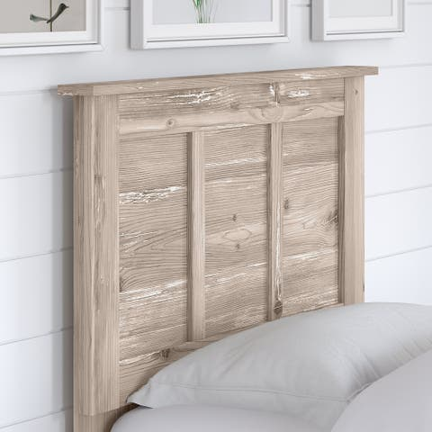 River Brook Twin Headboard from kathy ireland® Home by Bush Furniture