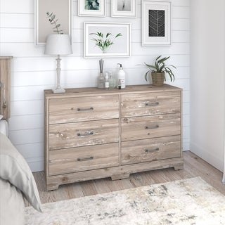 River Brook Dresser from kathy ireland® Home by Bush Furniture
