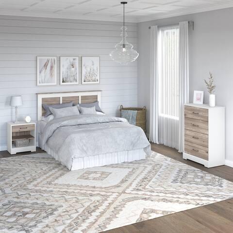 River Brook 3 Piece Full/Queen Bedroom Set from kathy ireland? Home