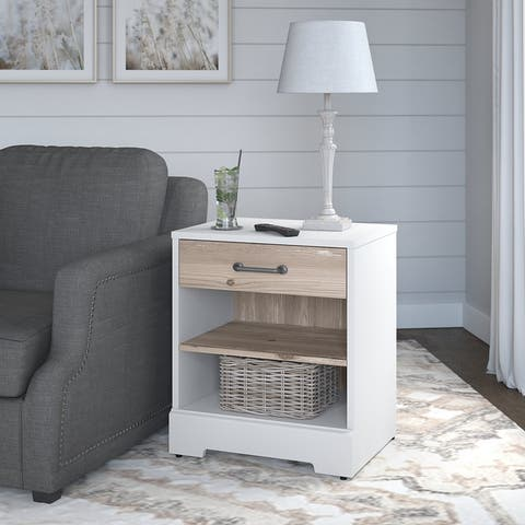 River Brook End Table from kathy ireland® Home by Bush Furniture