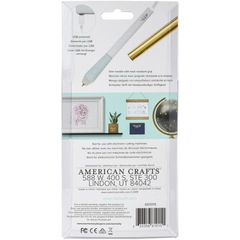 We R Memory Keepers Foil Quill Freestyle Pen-Standard Tip