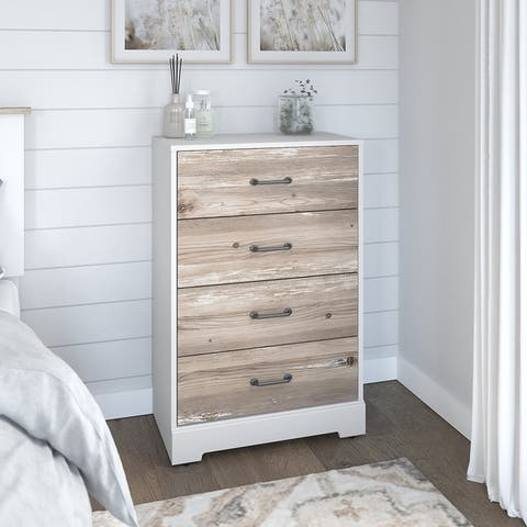 River Brook 4 Drawer Chest from Kathy Ireland