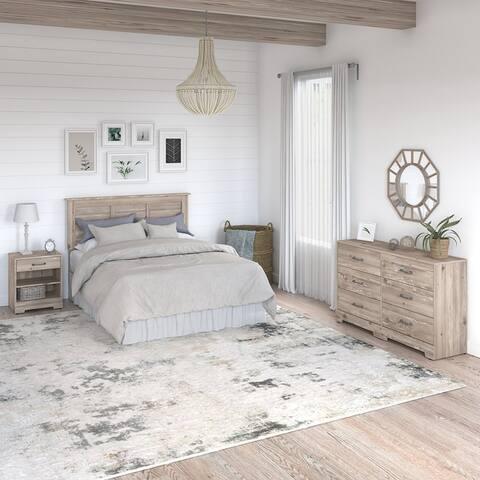 River Brook 3-piece Full/Queen Bedroom Set from kathy ireland Home