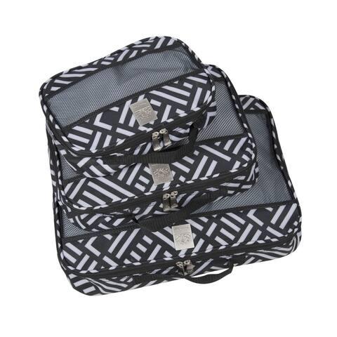 Jenni Chan Signature Packing Cubes - 3 Piece Set