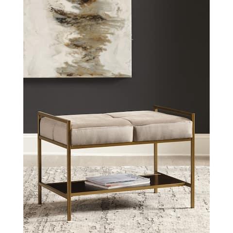 Olanna Storage Upholstered Bench