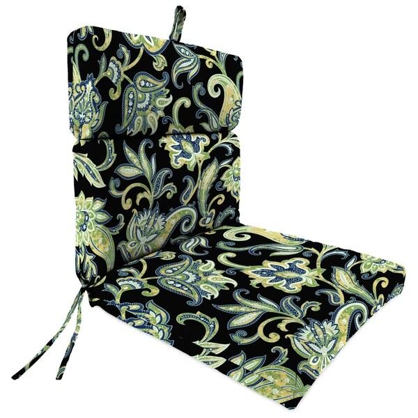 "22"" x 44"" Chair Cushion in Simba Chalk"